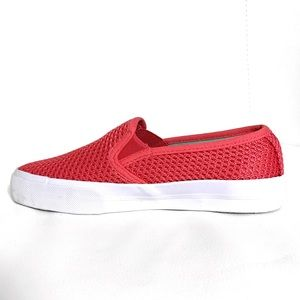 Shoes - Coral Slip on Sneakers Shoes 👟